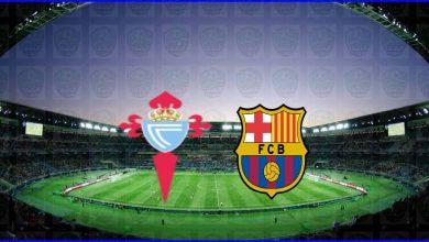 صورة ملخص مباراة برشلونة وسيلتا فيغو اليوم في الدوري الاسباني