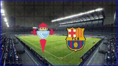 صورة نتيجة مباراة برشلونة وسيلتا فيغو اليوم في الدوري الاسباني