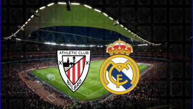 صورة ملخص مباراة ريال مدريد وأتلتيك بيلباو اليوم في الدوري الاسباني