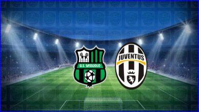 صورة نتيجة مباراة يوفنتوس وساسولو اليوم في الدوري الايطالي