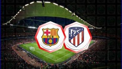صورة موعد مباراة برشلونة وأتلتيكو مدريد اليوم والقنوات الناقلة في الدوري الاسباني