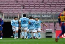 صورة أهداف مباراة برشلونة وسيلتا فيغو (1-2) اليوم في الدوري الاسباني