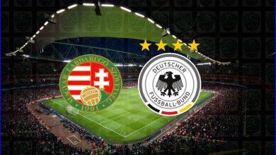 """صورة نتيجة مباراة ألمانيا والمجر اليوم فى كأس الأمم الأوروبية """"يورو 2020"""""""