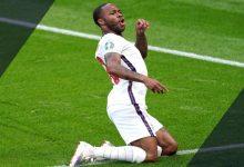 """صورة أهداف مباراة إنجلترا والتشيك اليوم في كأس الأمم الأوروبية """"يورو 2020"""""""