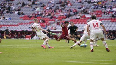 صورة أهداف مباراة بايرن ميونيخ وكولن (3-2) اليوم في الدوري الالماني