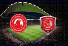 صورة نتيجة مباراة الدحيل والعربي اليوم فى الدوري القطري