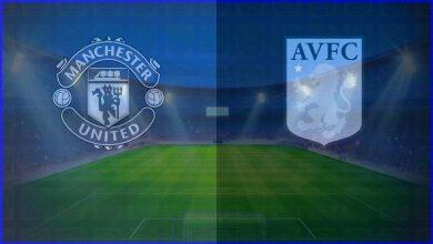 صورة موعد مباراة مانشستر يونايتد وأستون فيلا القادمة والقنوات الناقلة فى الدوري الإنجليزي