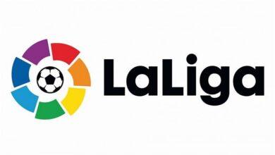 صورة ترتيب الدوري الاسباني مع ترتيب الهدافين بعد مباراة برشلونة وغرناطه اليوم