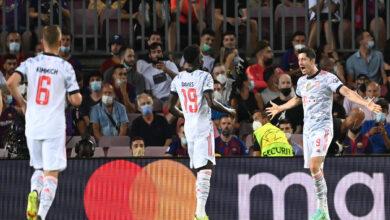 صورة أهداف مباراة برشلونة وبايرن ميونيخ  (0-3) اليوم فى دوري أبطال أوروبا