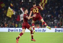 صورة أهداف مباراة روما وسسكا صوفيا (5-1) اليوم فى دوري المؤتمر الأوروبي
