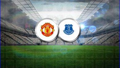 صورة موعد مباراة مانشستر يونايتد وإيفرتون القادمة والقنوات الناقلة فى الدوري الإنجليزي
