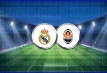 صورة موعد مباراة ريال مدريد وشاختار دونيتسك القادمة والقنوات الناقلة فى دوري أبطال أوروبا