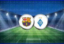 صورة موعد مباراة برشلونة ودينامو كييف القادمة والقنوات الناقلة فى دوري أبطال أوروبا