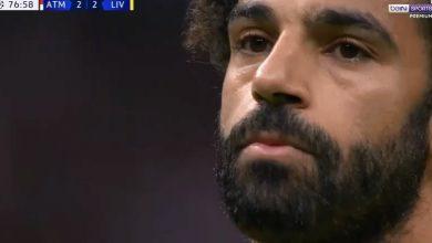 صورة هدف محمد صلاح اليوم الثاني مباراة ليفربول وأتلتيكو مدريد