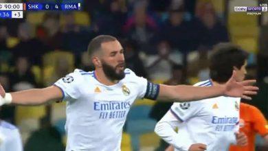 صورة أهداف مباراة ريال مدريد وشاختار دونيتسك (5-0) اليوم فى دوري أبطال أوروبا