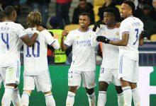 صورة أهداف مباراة ريال مدريد وشاختار دونيتسك (4-0) اليوم فى دوري أبطال أوروبا