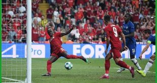 نتيجة مباراة كأس السوبر الأوروبي 2019 : ليفربول بطلا للسوبر علي حساب تشيلسي بركلات الترجيح