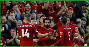 تردد القنوات الناقلة لمباراة ساوثهامتون ضد ليفربول مع موعد المباراة