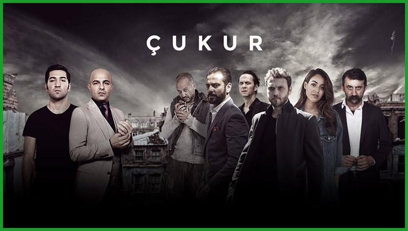 المسلسل التركي الحفرة Çukur .. تعرف علي مواعيد العرض والقنوات الناقلة