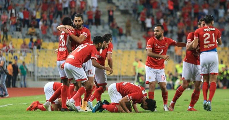 نتيجة مباراة سموحة ضد الأهلي | أهداف مباراة سموحة 0 - 1 الأهلي رمضان صبحي