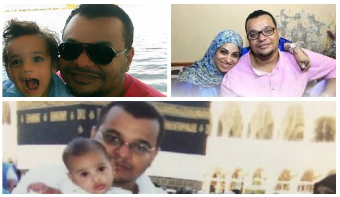 صورة حقيقة وقف تنفيذ حكم إعدام المهندس علي أبو القاسم بالسعودية