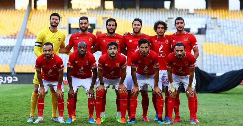مواعيد مباريات الأهلي في دور المجموعات من دوري أبطال أفريقيا