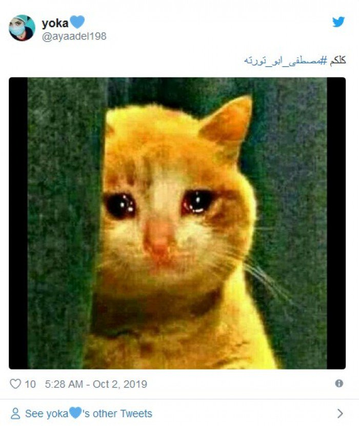 قصة مصطفي أبو تورته مع نهال