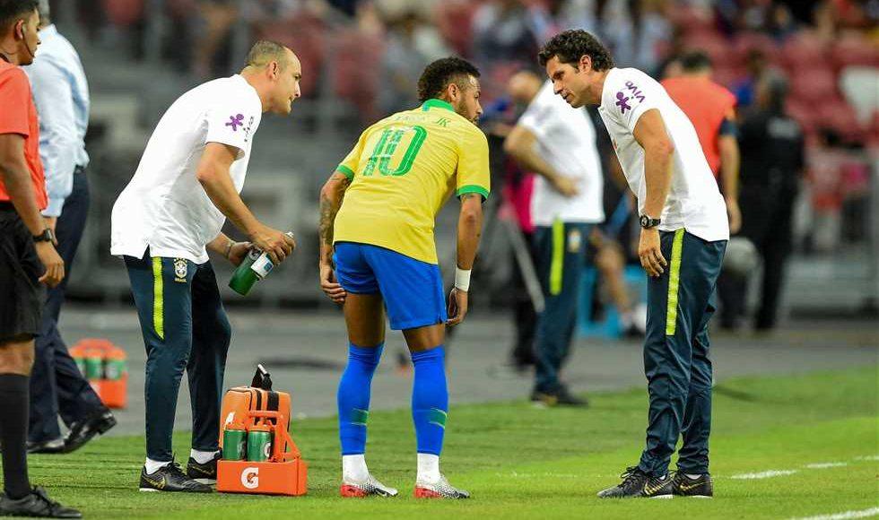 أهداف مباراة البرازيل 1 - 1 نيجيريا في المباراة الدولية الودية اليوم