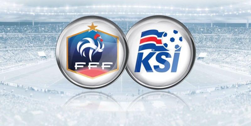 القنوات الناقلة لمباراة أيسلندا ضد فرنسا بث مباشر مع موعد المباراة اليوم