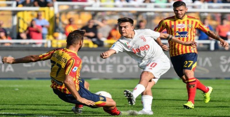 نتيجة مباراة ليتشي ضد يوفنتوس في الدوري الايطالي اليوم السبت 26-10-2019