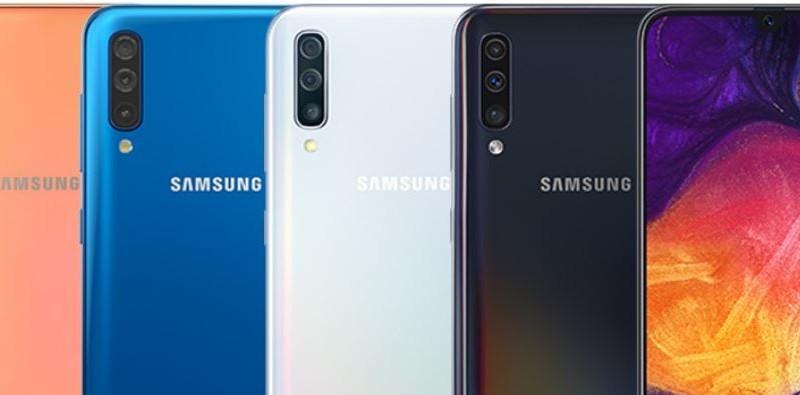 سعر ومواصفات هاتف سامسونج جلاكسي Samsung Galaxy A50