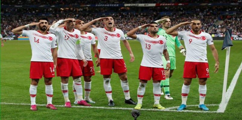 ملخص وأهداف تعادل فرنسا 1-1 مع تركيا في تصفيات يورو 2020 اليوم