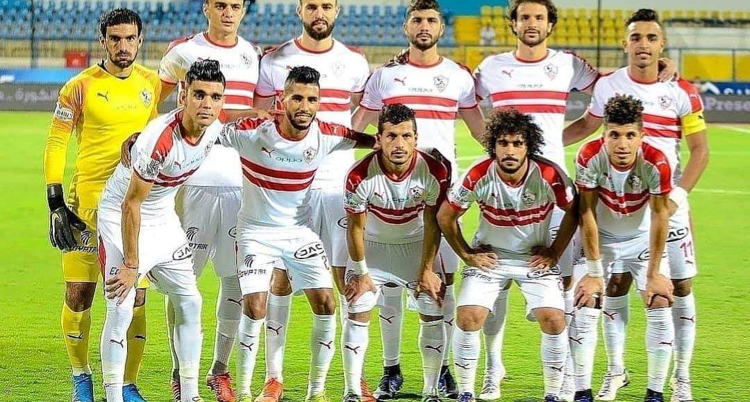 نتيجة مباراة الزمالك ملخص أهداف الزمالك 2 1 المقاولون العرب في