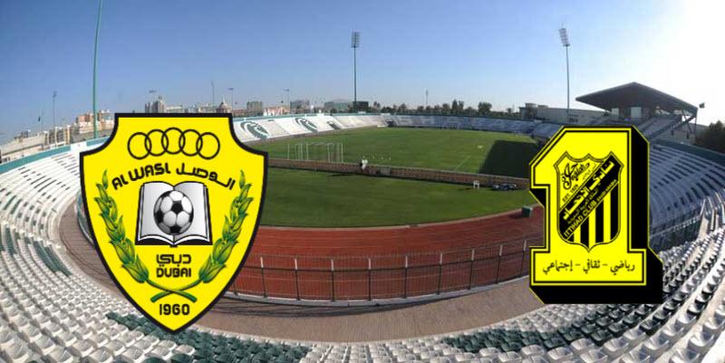 موعد مباراة الوصل الإماراتي ضد اتحاد جده السعودي مع التشكيل المتوقع في البطولة العربية