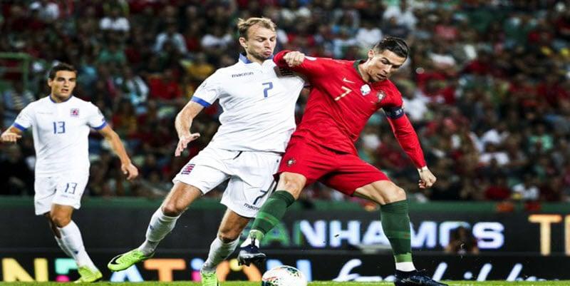 ملخص أهداف فوز البرتغال 3 - 0 علي لوكسمبورج في التصفيات يورو 2020