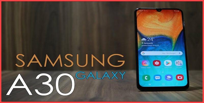 صورة سعر و مواصفات موبايل سامسونج جلاكسي Samsung Galaxy A30 مع أهم المميزات والعيوب