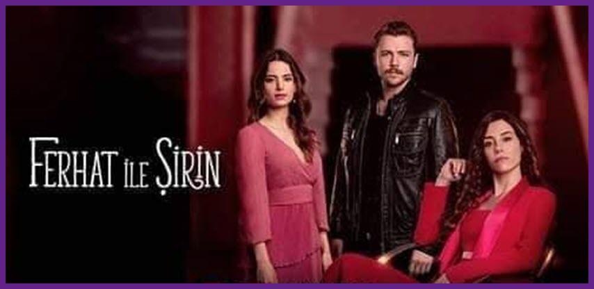 الحلقة الأولى من مسلسل فرحات وشيرين التركي مع القنوات الناقلة