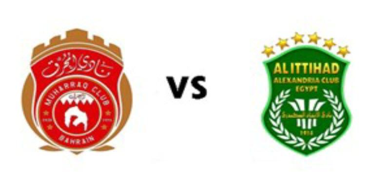 بث مباشر مباراة الاتحاد السكندري والمحرق البحريني اليوم في البطولة العربية
