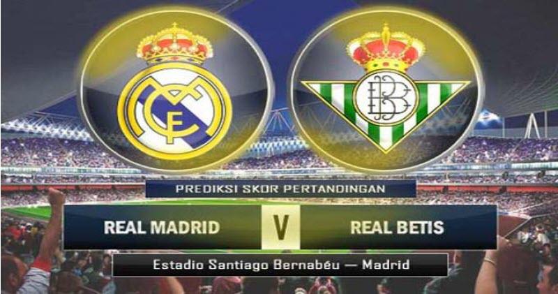 تردد القنوات المفتوحة الناقلة لمباراة ريال مدريد ضد ريال بيتيس السبت 2-11-2019