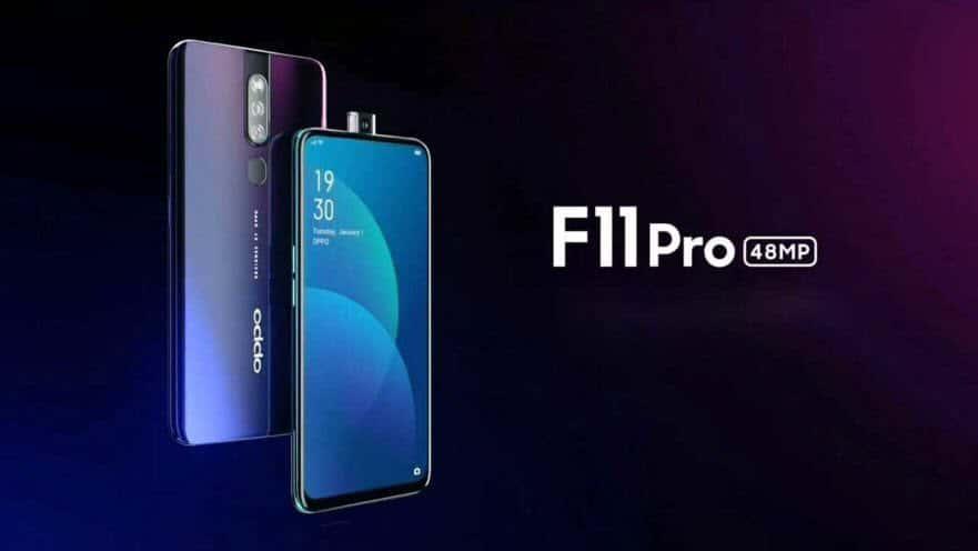 مواصفات ومميزات هاتف OPPO F11 PRO