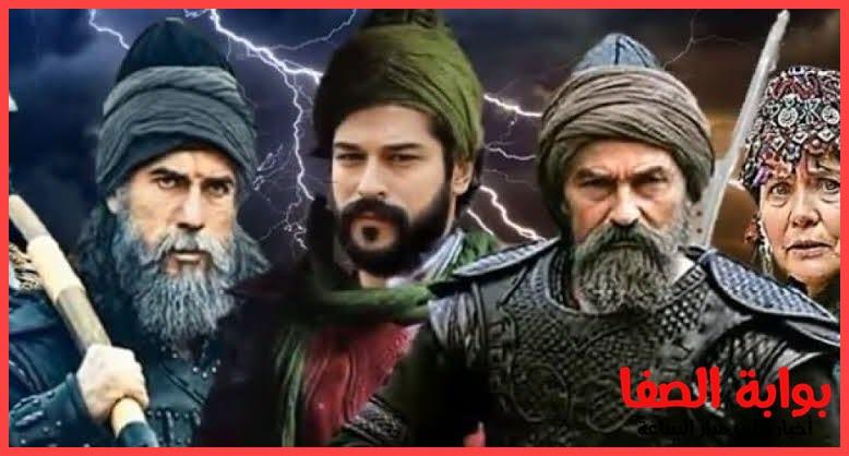 مواعيد عرض مسلسل قيامة عثمان على تردد قناة الفجر الجزائرية