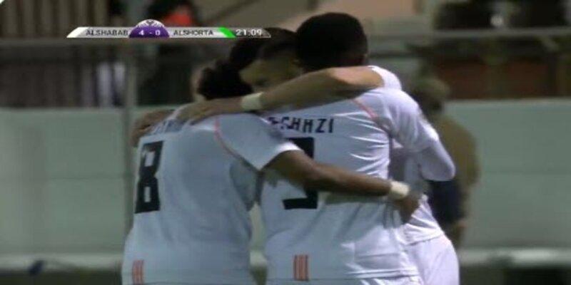 نتيجة مباراة الشباب السعودي والشرطة العراقي مع ملخص أهداف المباراة اليوم في البطولة العربية