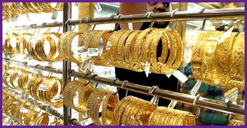 أسعار الذهب في مصر بمحلات الصاغة و السوق المحلي اليوم الاثنين 13-4-2020