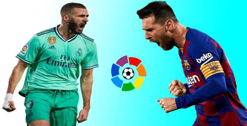 تردد القنوات الناقلة لمباراة الكلاسيكو بين برشلونة و ريال مدريد علي استرا وهوتبيرد