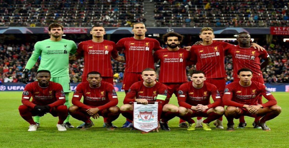 ترتيب مجموعة ليفربول بعد مباراة ريد بول سالزبورغ اليوم مع موعد المباريات القادمة