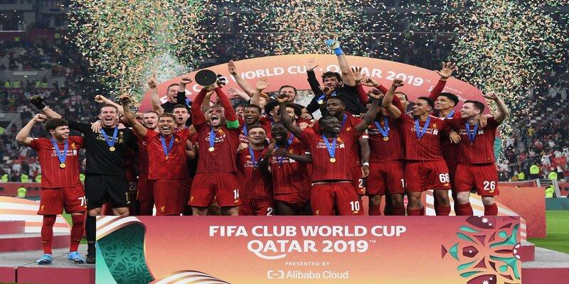 ليفربول يتوج بكأس العالم للأندية قطر 2019 و صلاح أفضل لاعب في البطولة