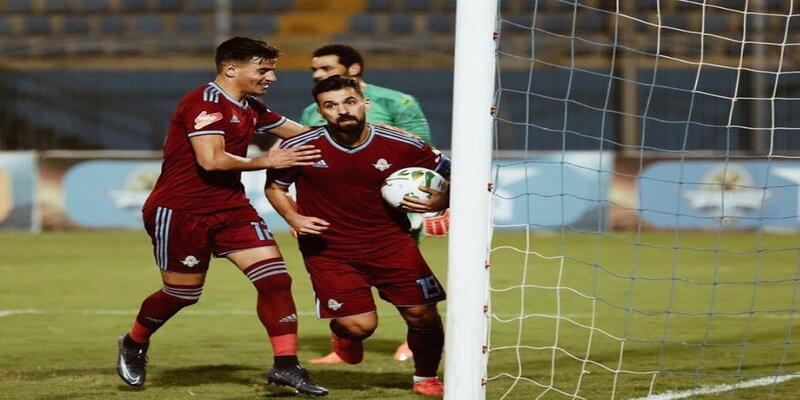 نتيجة مباراة المصري البورسعيدي وبيراميدز مع ملخص اهداف المباراة اليوم في كأس الكونفيدرالية الأفريقية