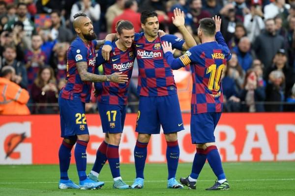 نتيجة مباراة برشلونة وليجانيس اليوم مع ملخص الأهداف في كأس ملك إسبانيا