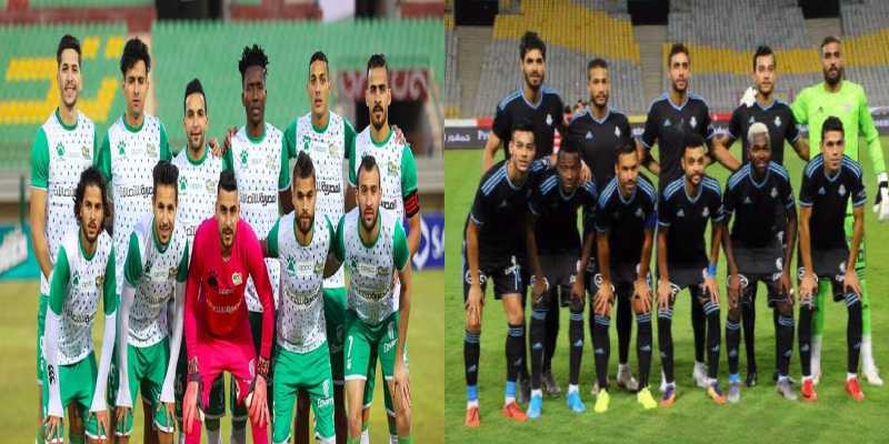 صورة القنوات الناقلة لمباراة بيراميدز والمصري البورسعيدي مع موعد المباراة اليوم