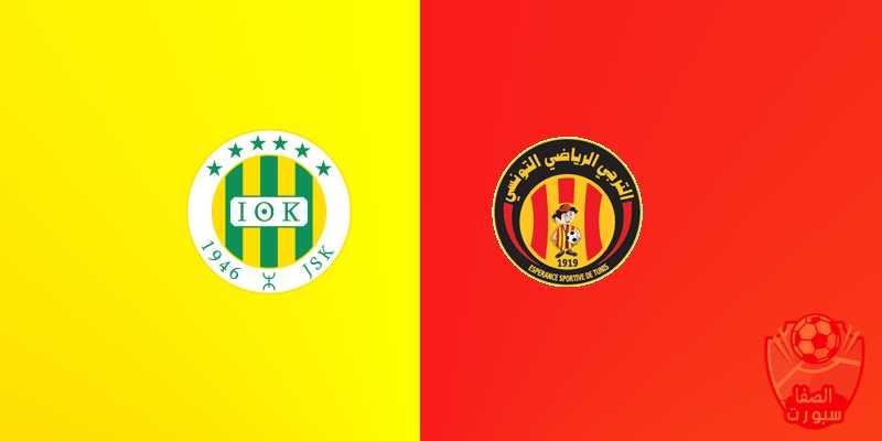 القنوات الناقلة لمباراة شبيبة القبائل والترجي التونسي مع موعد المباراة اليوم